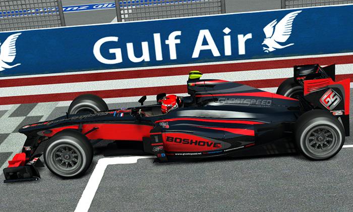 PRO R1:  Boshove Wins At Bahrain