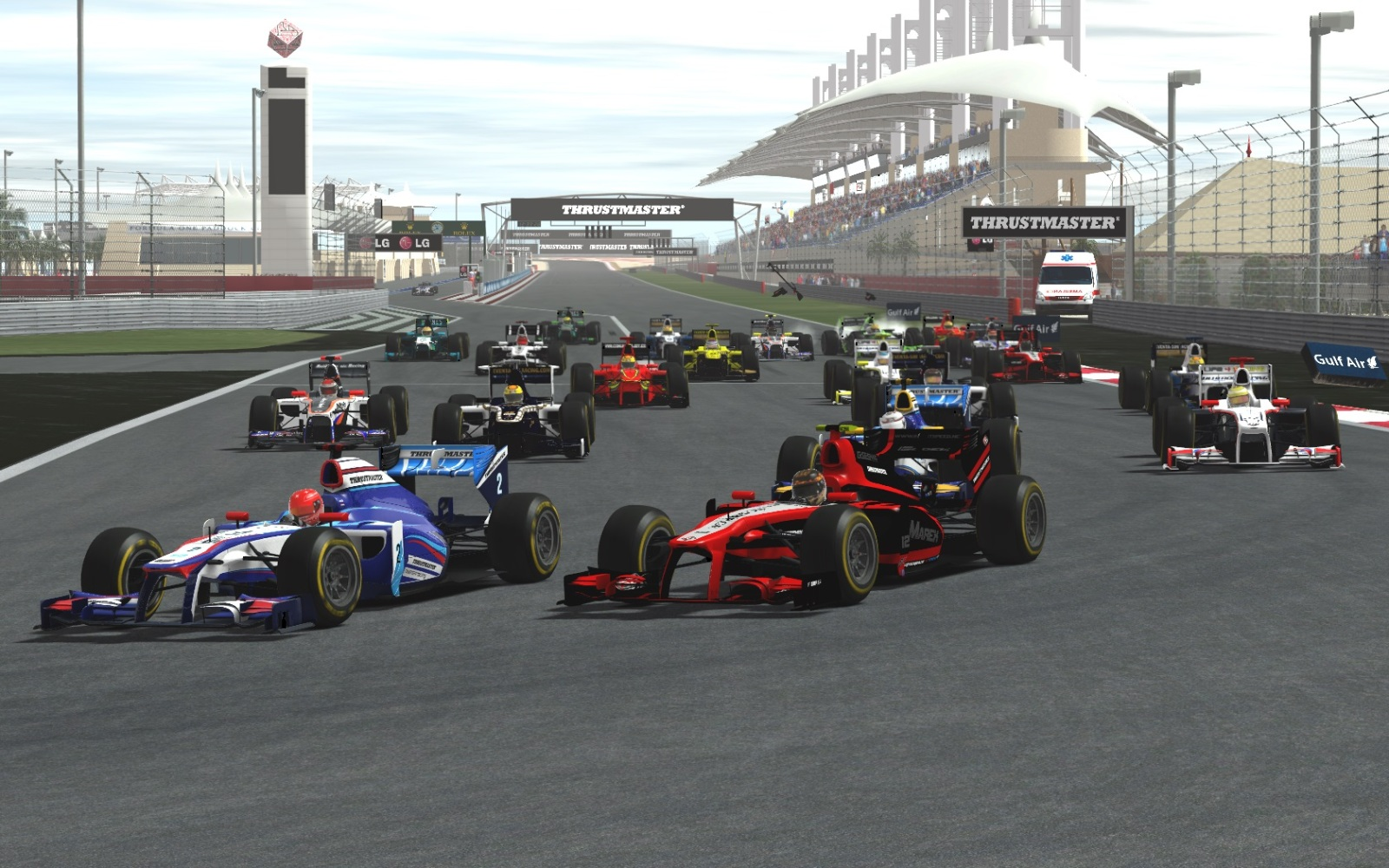 ACE 2015 R4: Bahrain Race Preview