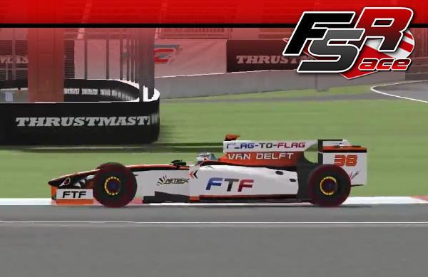 FSR ACE - Canada: Felix van Delft's first win!