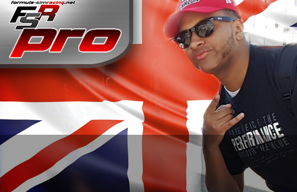 FSR PRO - Great Britain: Lopez for the first time!
