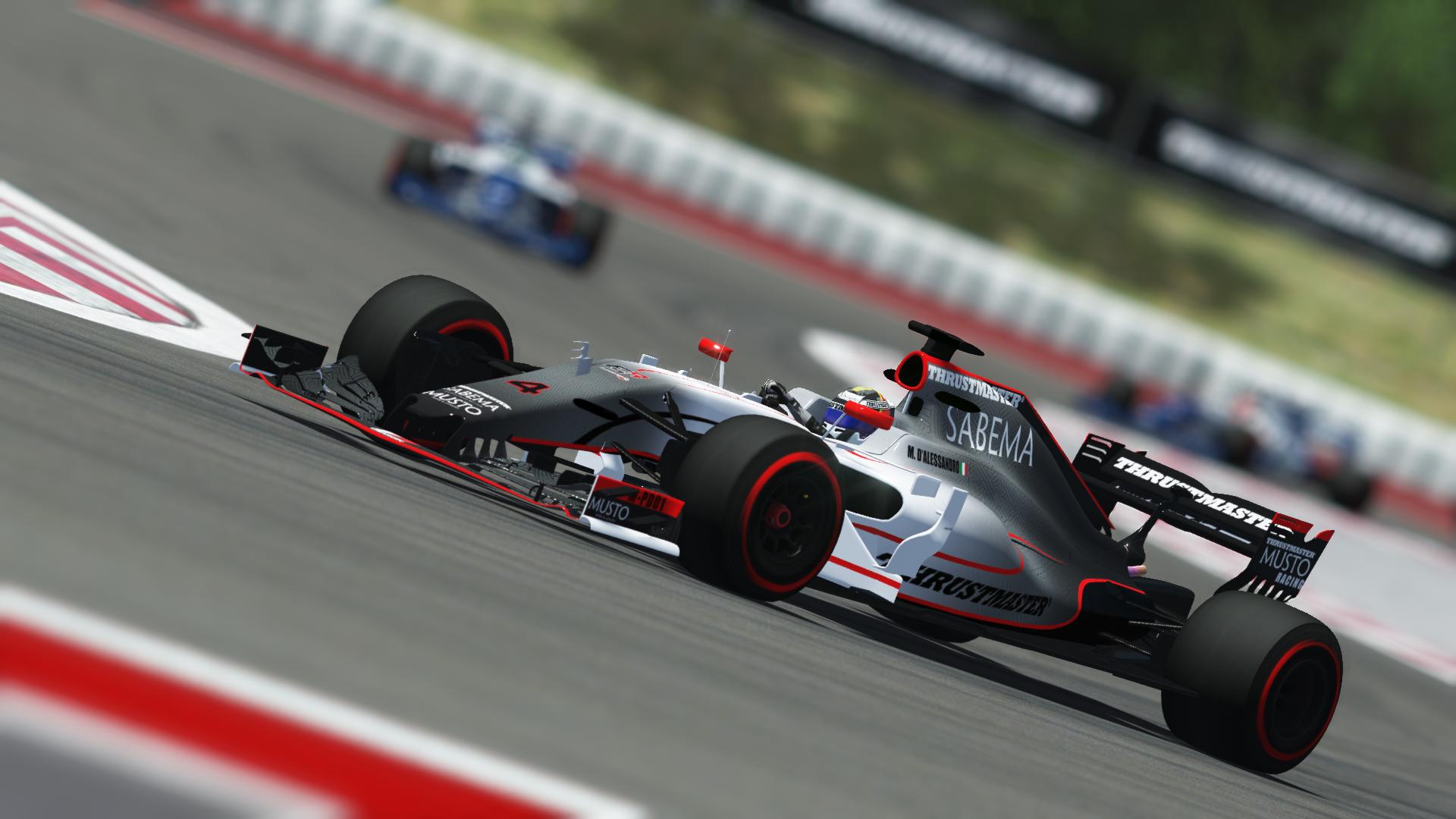 D'Alessandro wins at Paul Ricard!
